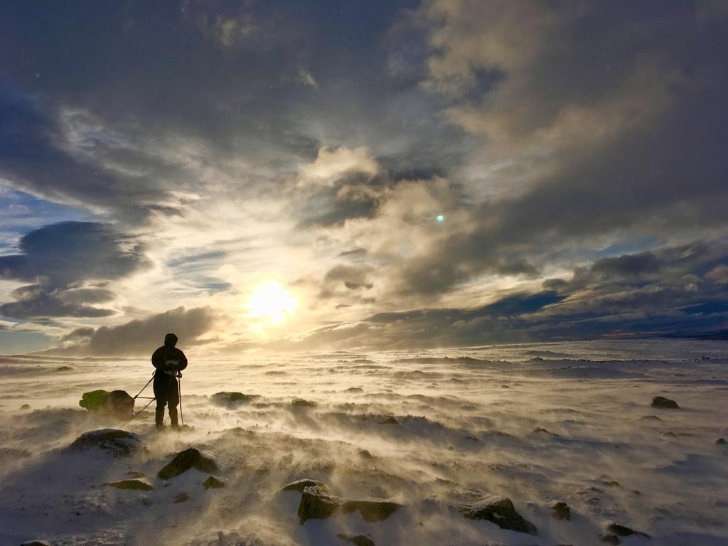 Førjulsekspedisjon - Fra lillehammer til Rondane2018