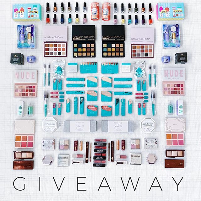 THE BIGGEST MAKEUP GIVEAWAY EVER with ✨400 WINNERS✨!! Thank you all so much for 400k subscribers on YouTube! I'm SO excited and SO grateful for each of you! 💕 Also... you read that correctly! FOUR HUNDRED OF YOU WILL WIN! 🎉 • • HOW TO ENTER: (1) be a subscriber on my YouTube Channel, (2) follow me here on Instagram, (3) fill out the form in YouTube Giveaway video description (link in bio). That's it! 😊 • • UNLIMITED BONUS ENTRIES: (1) comment on the giveaway YouTube video, (2) tag 3 friends or family members (no celeb or business accounts please) on this photo (3) follow @thrivecausemetics and tag 3 friends on their giveaway photo. You must tag 3 different people on each bonus entry. Tag away, it's unlimited! • • 400 TOTAL WINNERS (INTERNATIONAL): 2 Grand Prize Winners & 398 Additional Winners - Please see giveaway YouTube video and description box for details & list of prizes! The video link is in my bio. I am so grateful for @thrivecausemetics for making this possible! 💙 • • The 400 winners will receive an email after July 16, 2019. If you are under 18 years old, you must have parental consent to enter. The giveaway ends on July 16, 2019 @ 11:59pm PST. Good luck to everyone who enters! I LOVE YOU ALL SOOOO MUCH! ❤️❤️❤️ • • #giveaway #makeupgiveaway #hugegiveaway #makeup