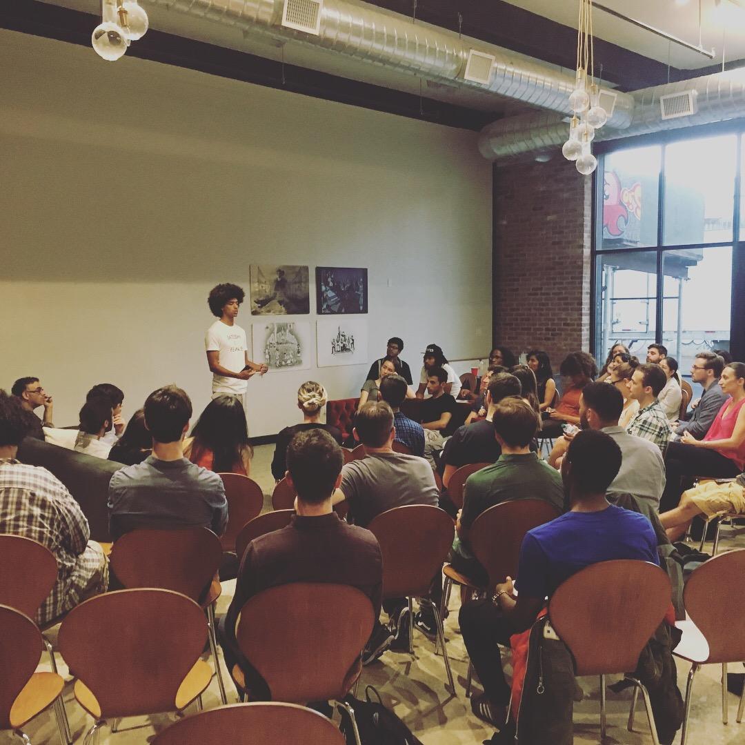 Blockchain for Peace Hackathon - August 2018