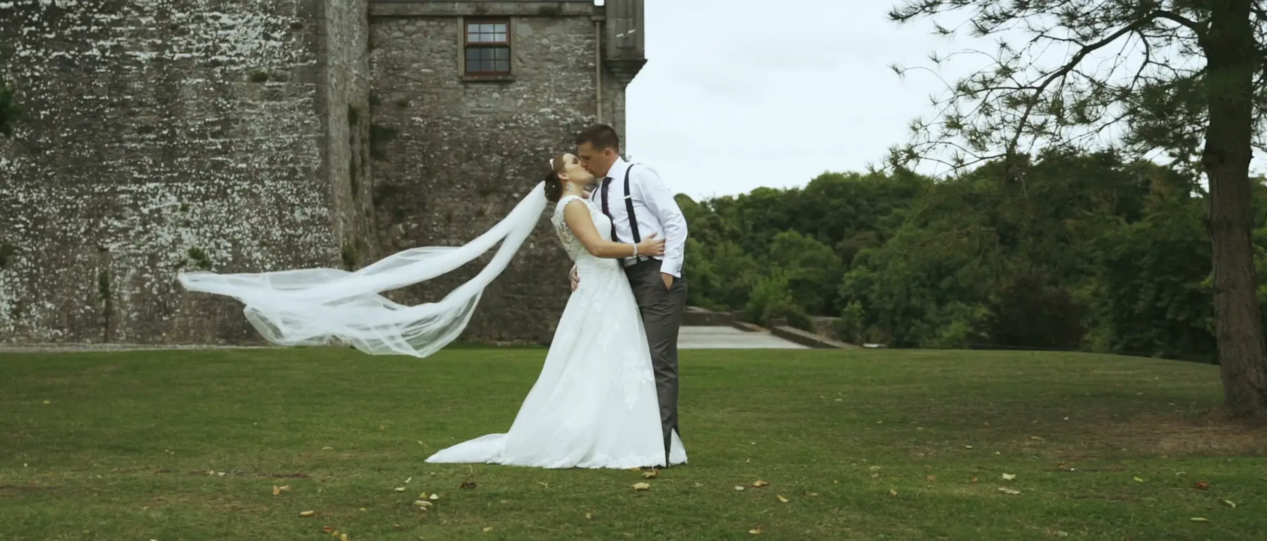 Erik & Erin - Blackwater Castle, IrelandPhoto by ; Fab Wedding Films