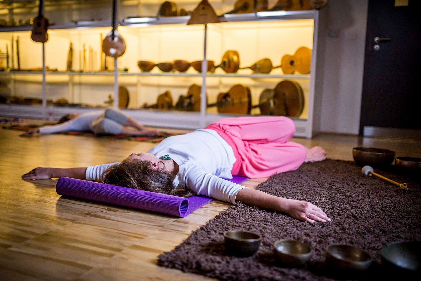 Hatha Yoga y Sonidos Sanadores