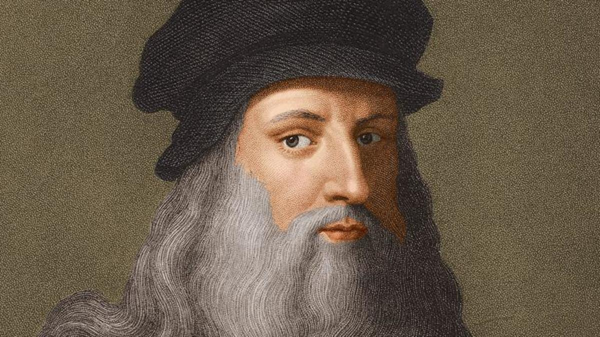 Leonardo Da Vinci - Leonardo produced remarkable art work. He was also an inventive genius.He would often write his notes in reverse, mirror image, an indication that he was dyslexic.His extraordinary achievements are proof that he truly possessed the gift of dyslexia.