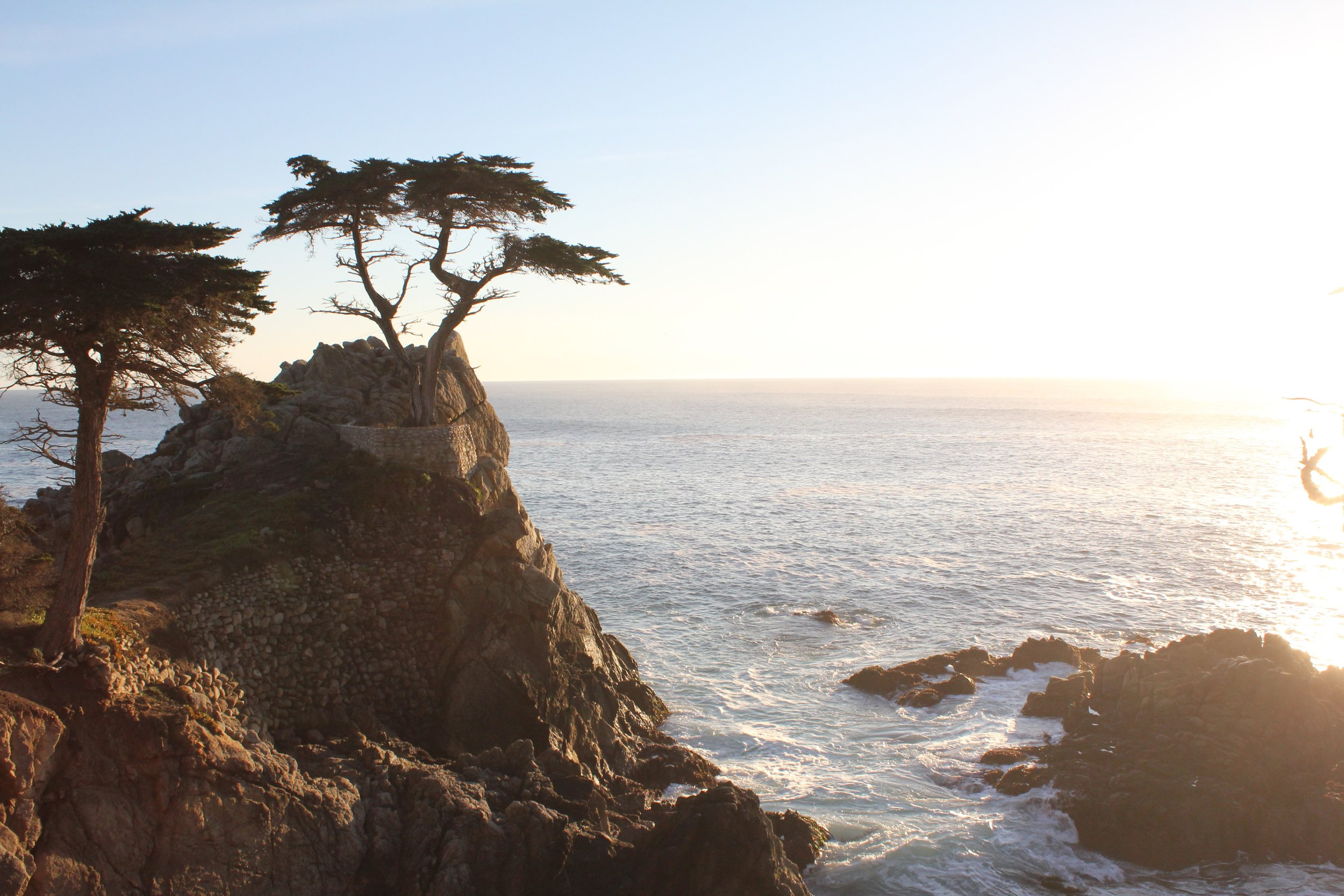 PEBBLE BEACH -