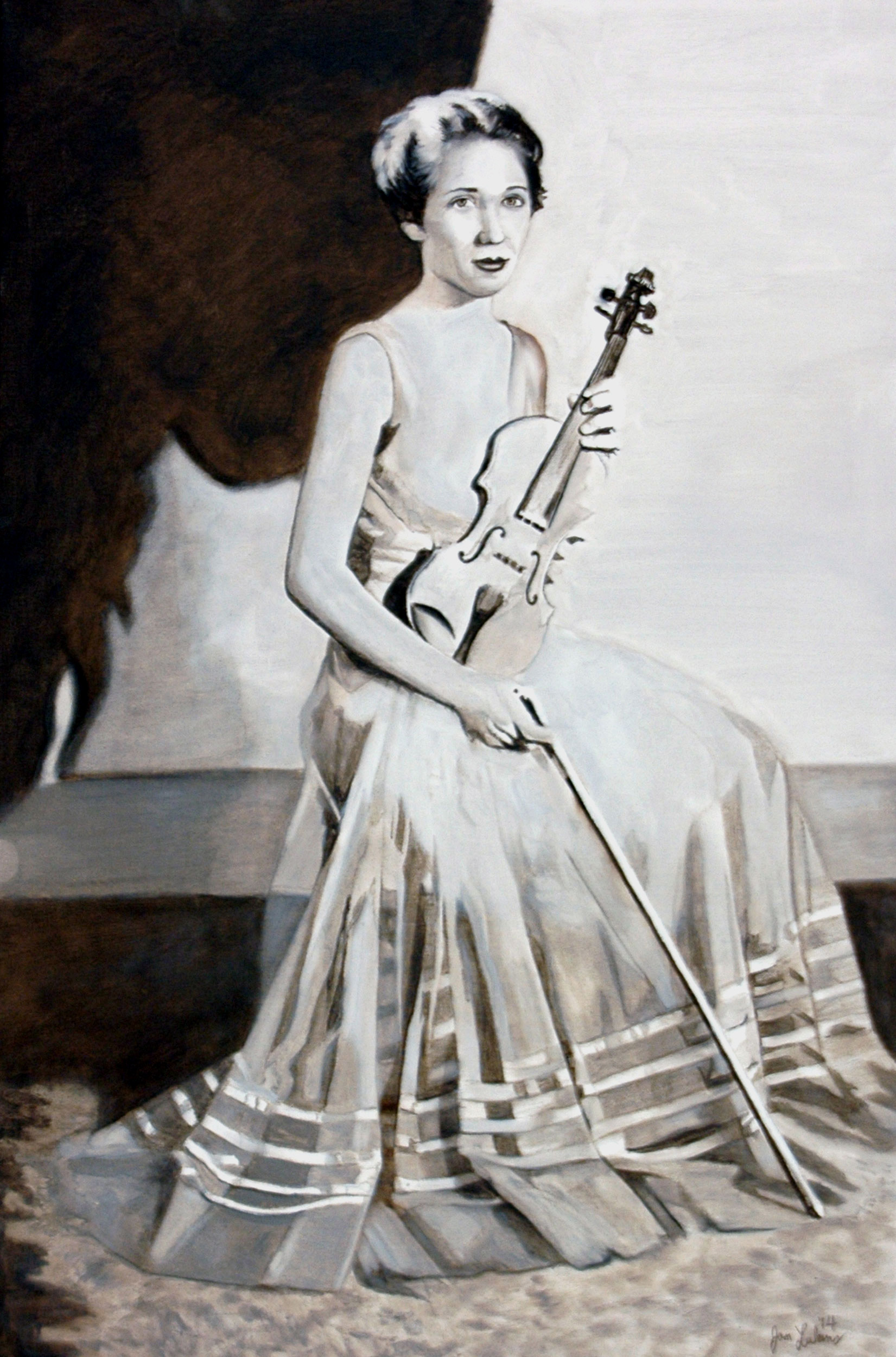 The Violinist 1941