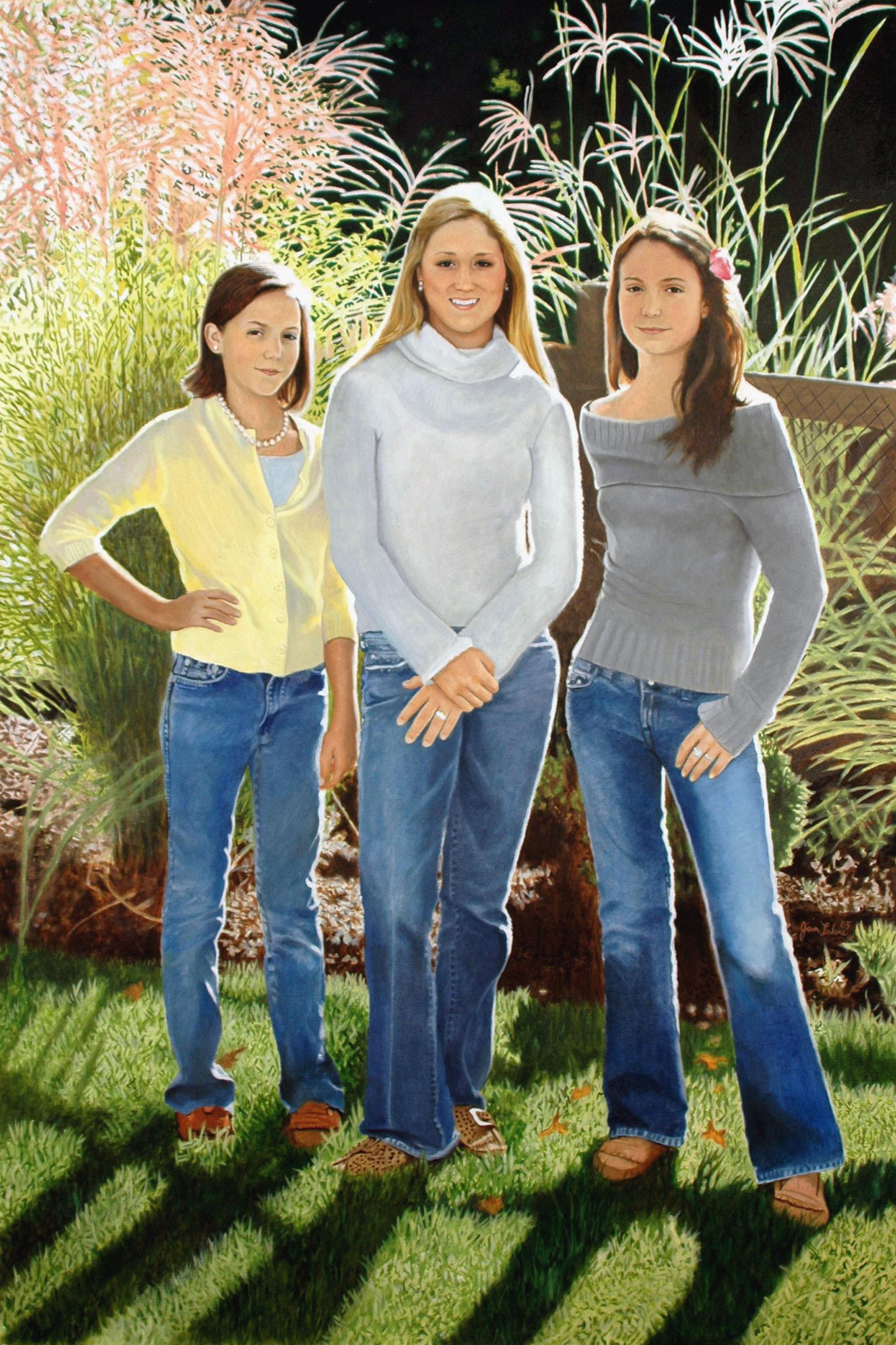 The Buchanan Sisters