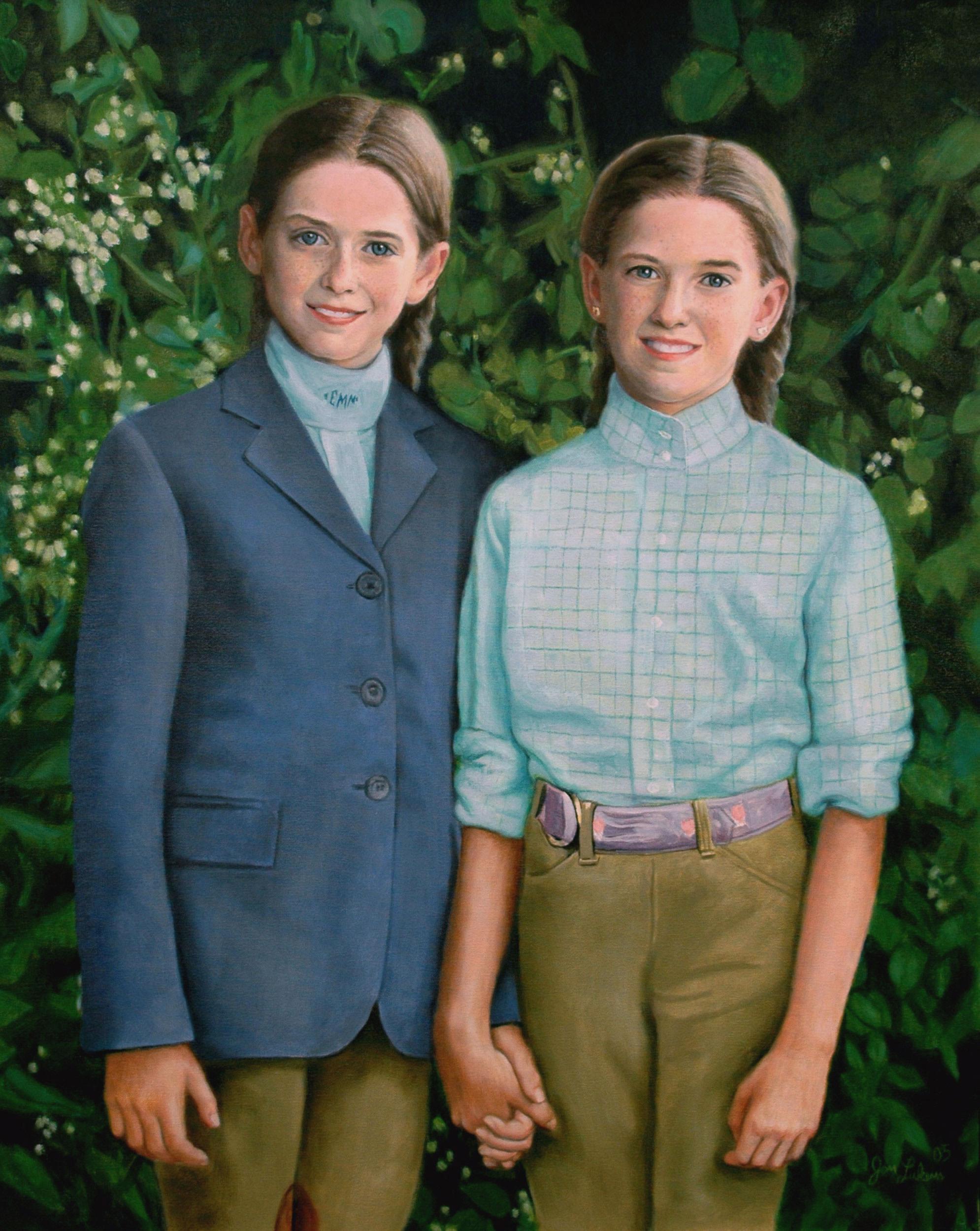 Mahoney Twins