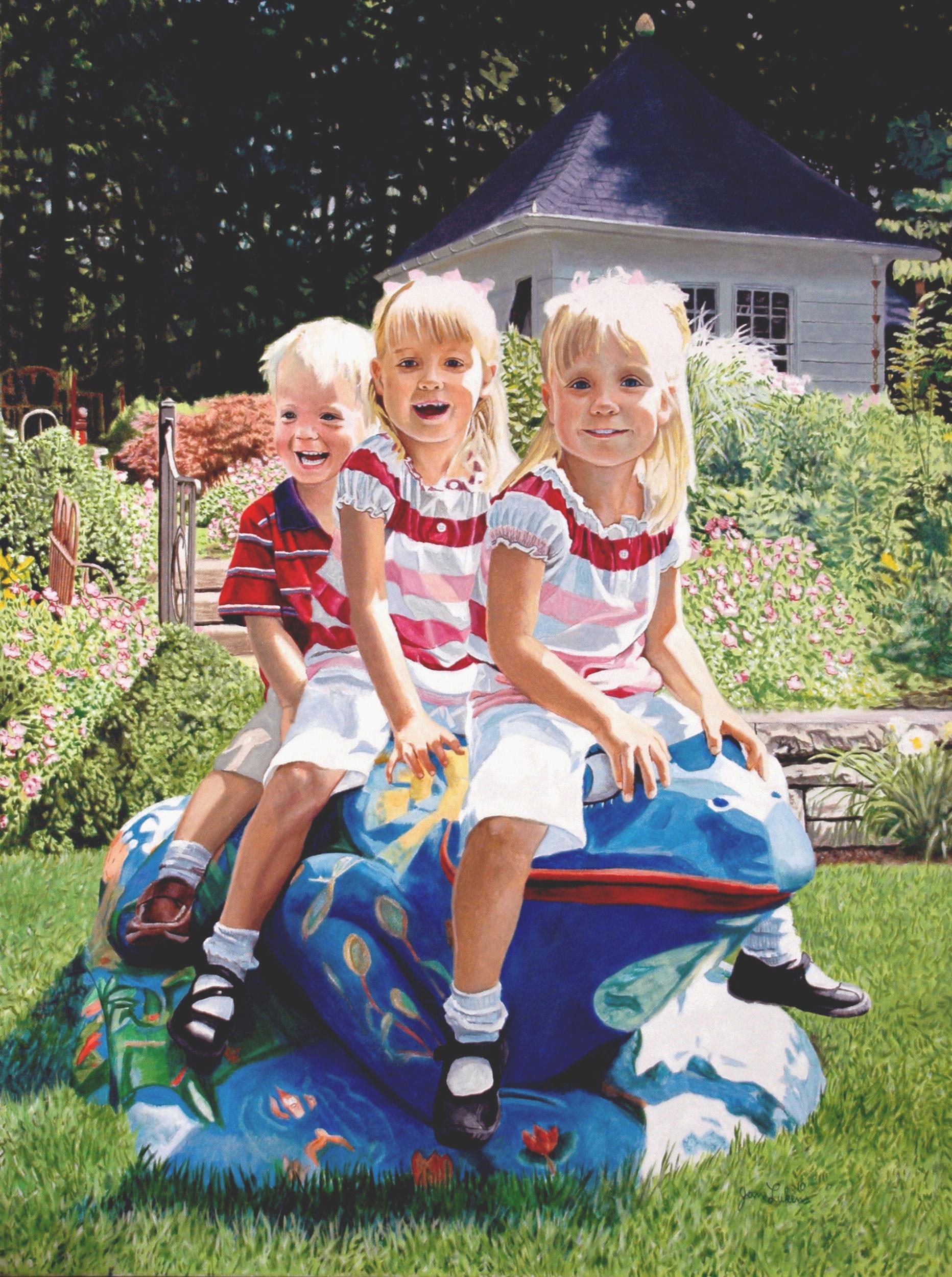 The Steffee Siblings