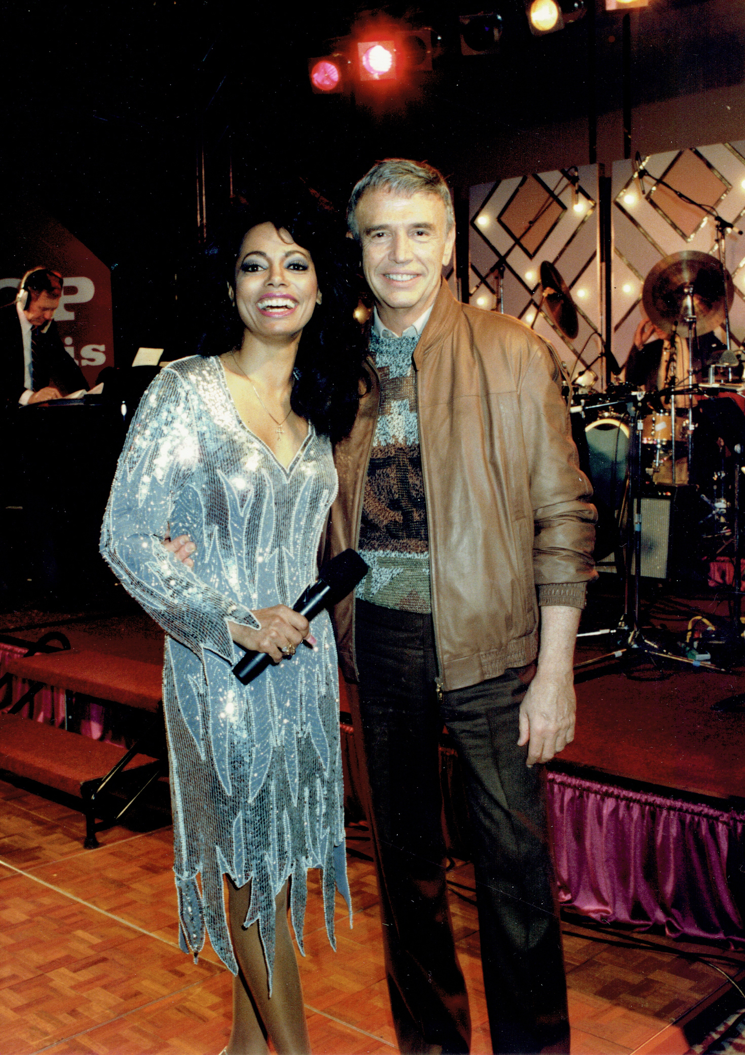 Diana Ross and Roger