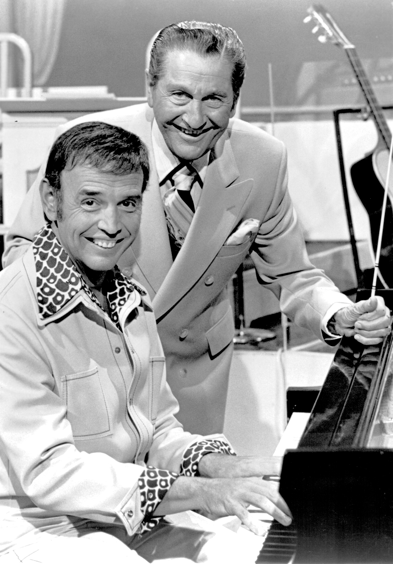 Lawrence Welk Show with Roger