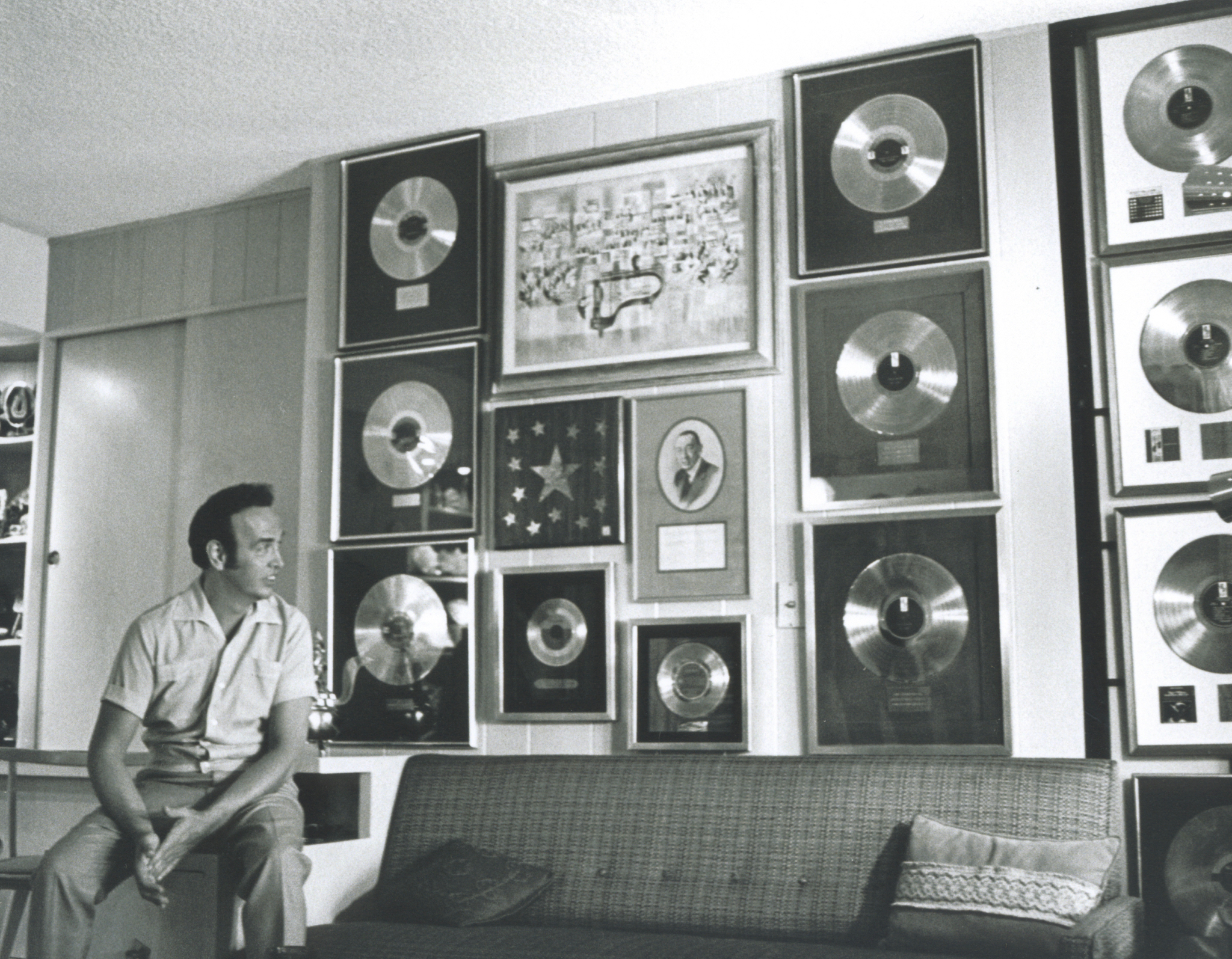 Roger and his Gold Records