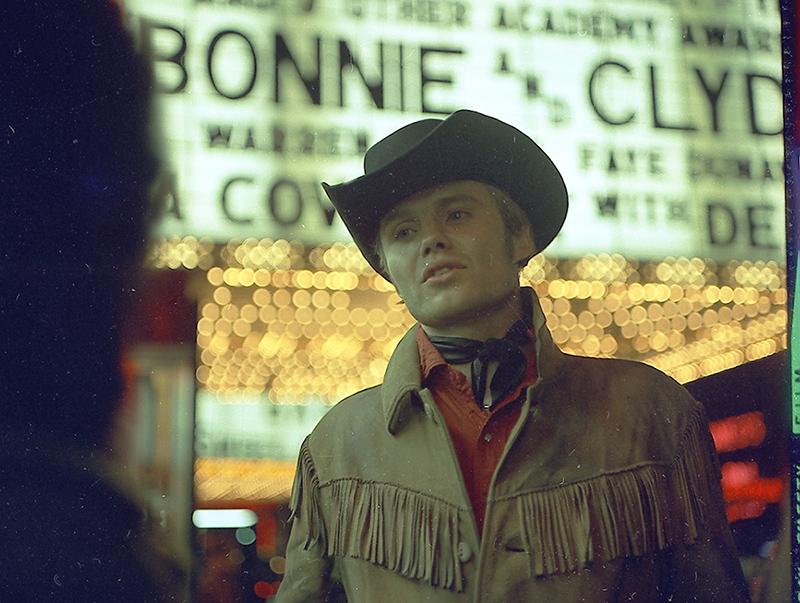 Jon Voight as Joe Buck in Midnight Cowboy
