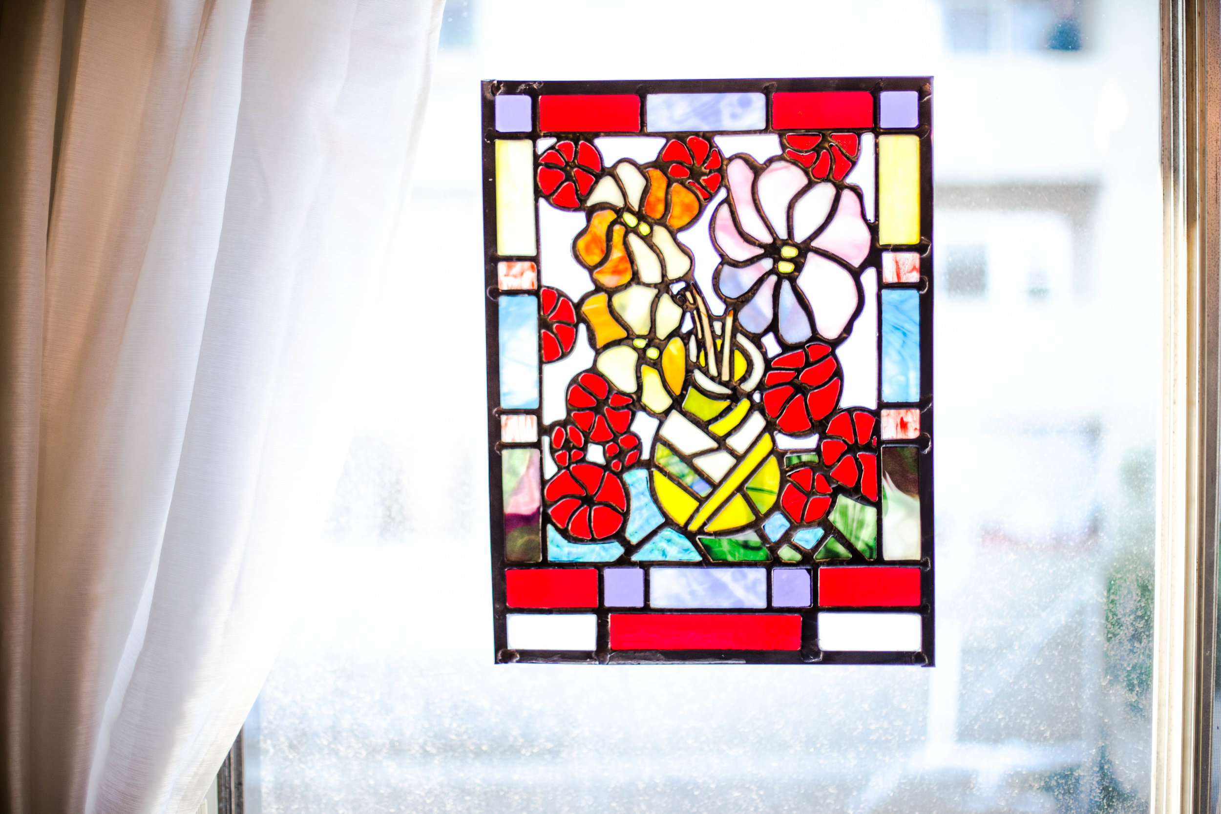 Stained Glass by Robert