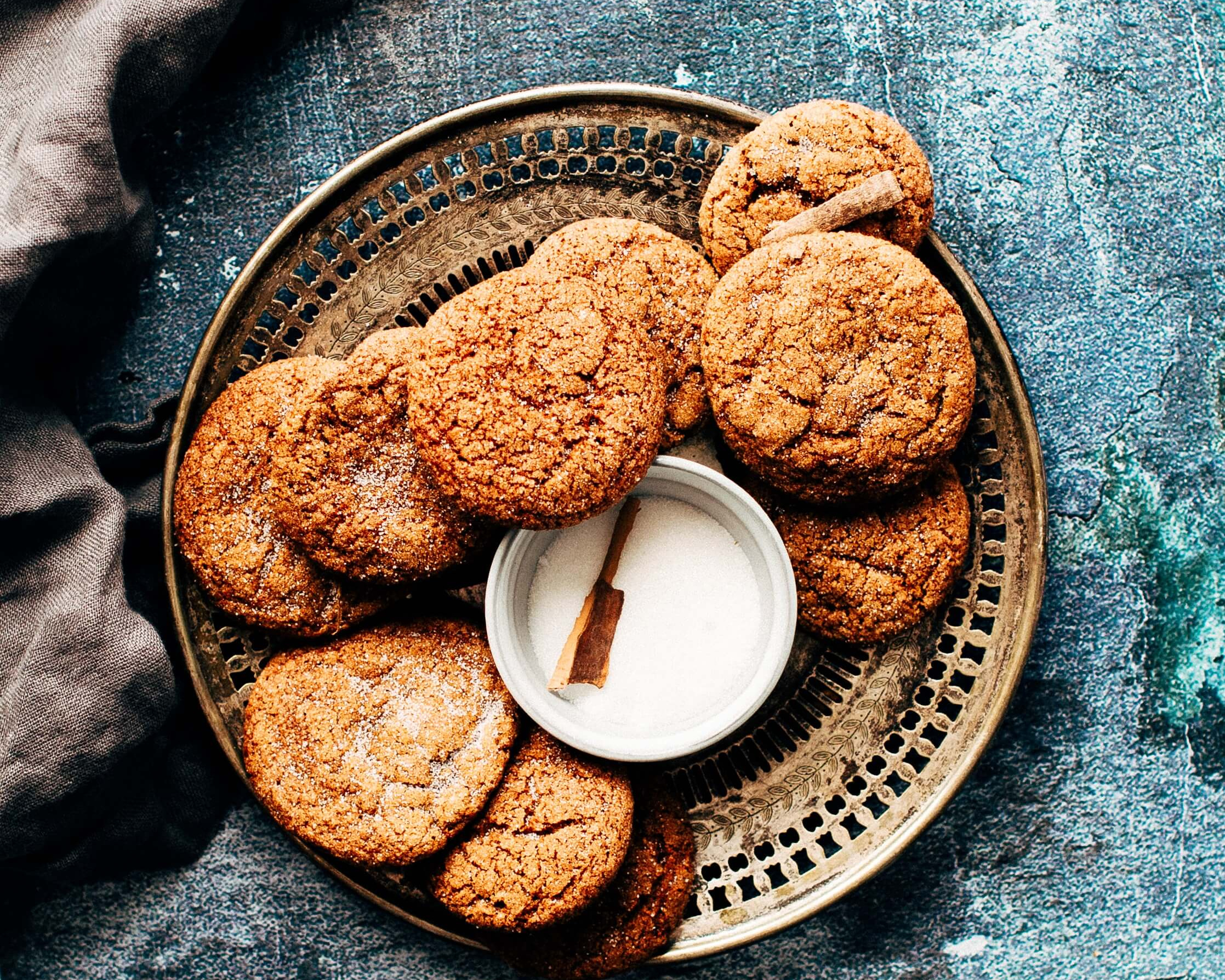 spices cookies