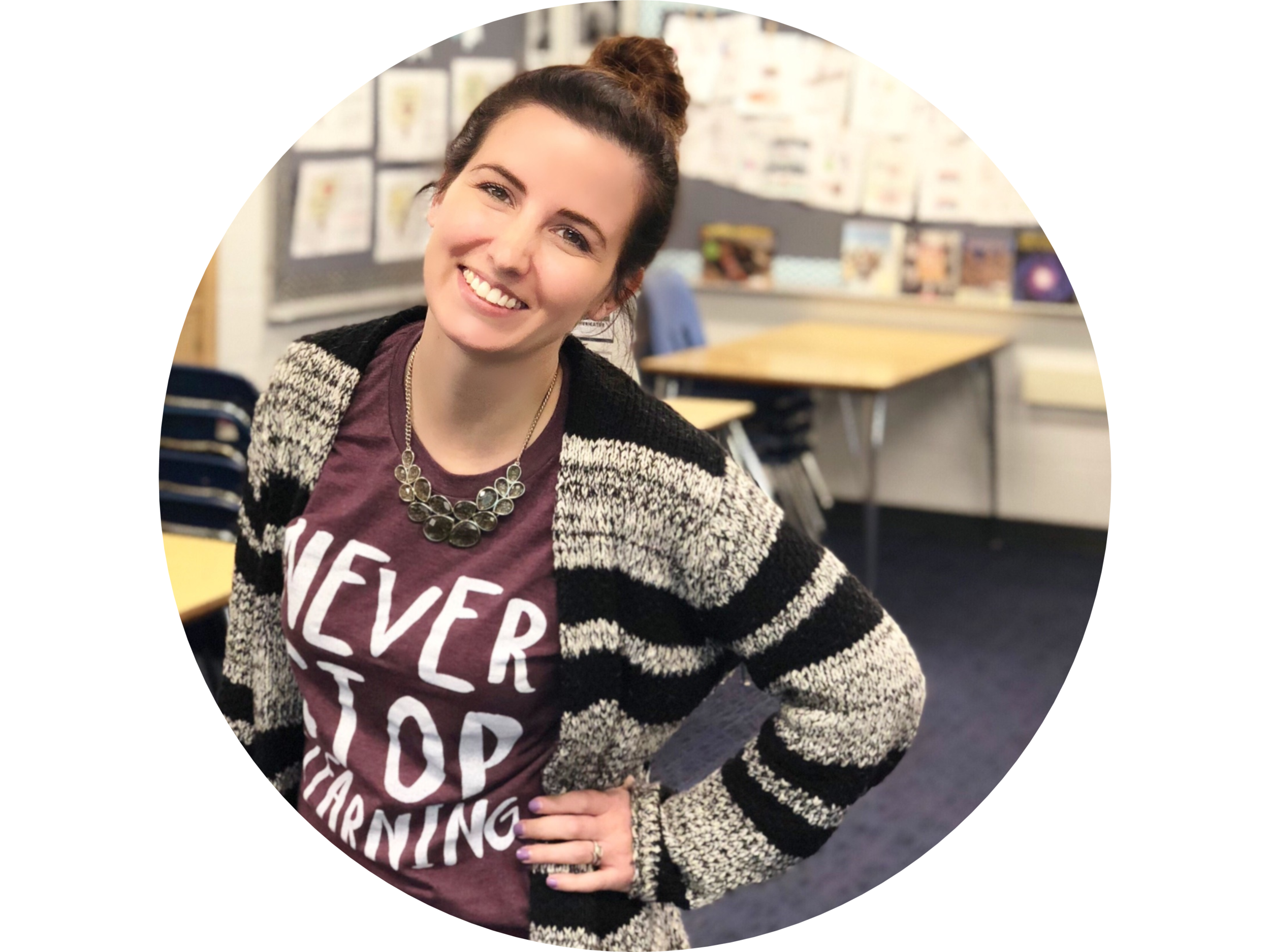 Hi, I'm Shana. - I'm a middle school language arts and journalism teacher, Google for Education Certified Trainer, EdTech enthusiast, and media literacy advocate.