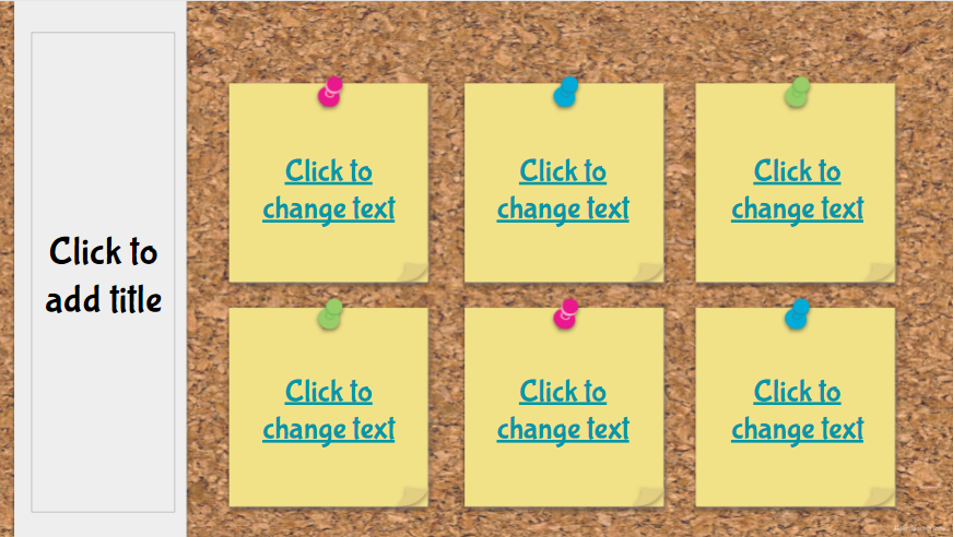 Using Digital Choice Boards Interactive Slides For Distance