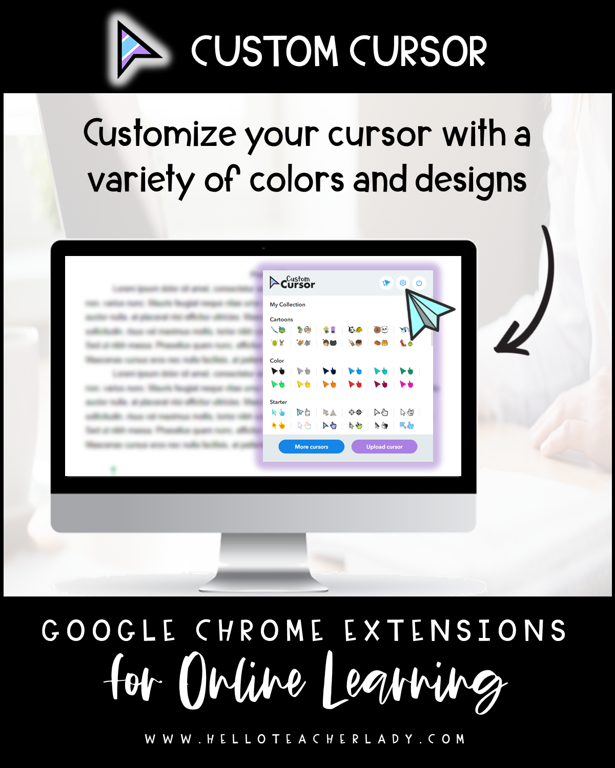 5 Helpful Google Chrome Extensions For Online Distance Learning Hello Teacher Lady
