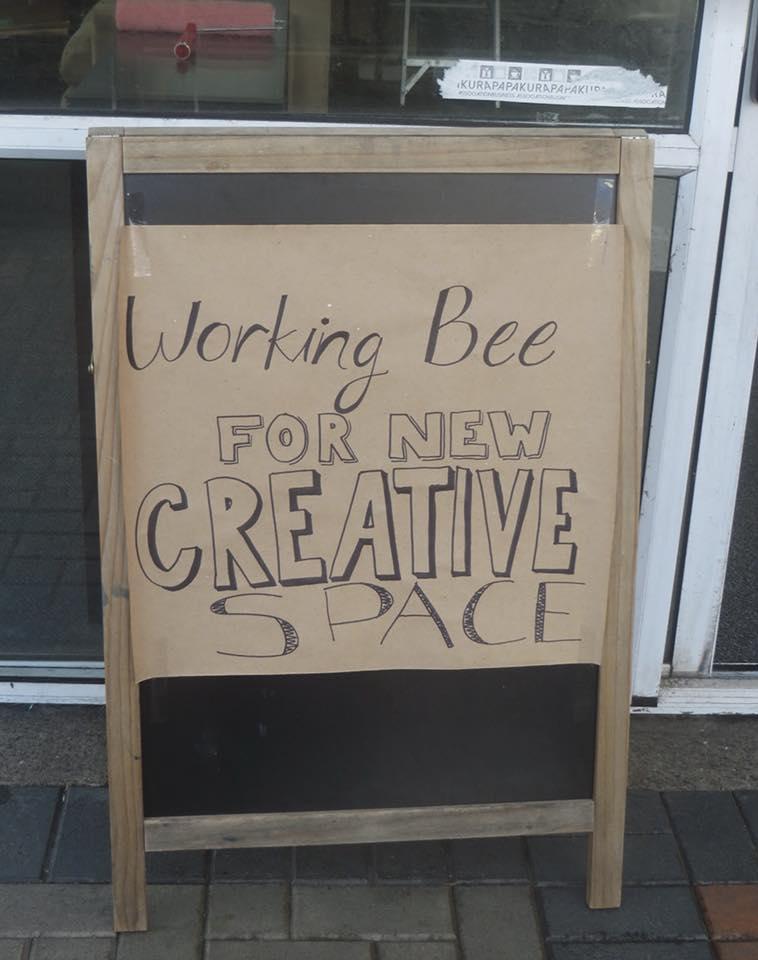 working bee .jpg