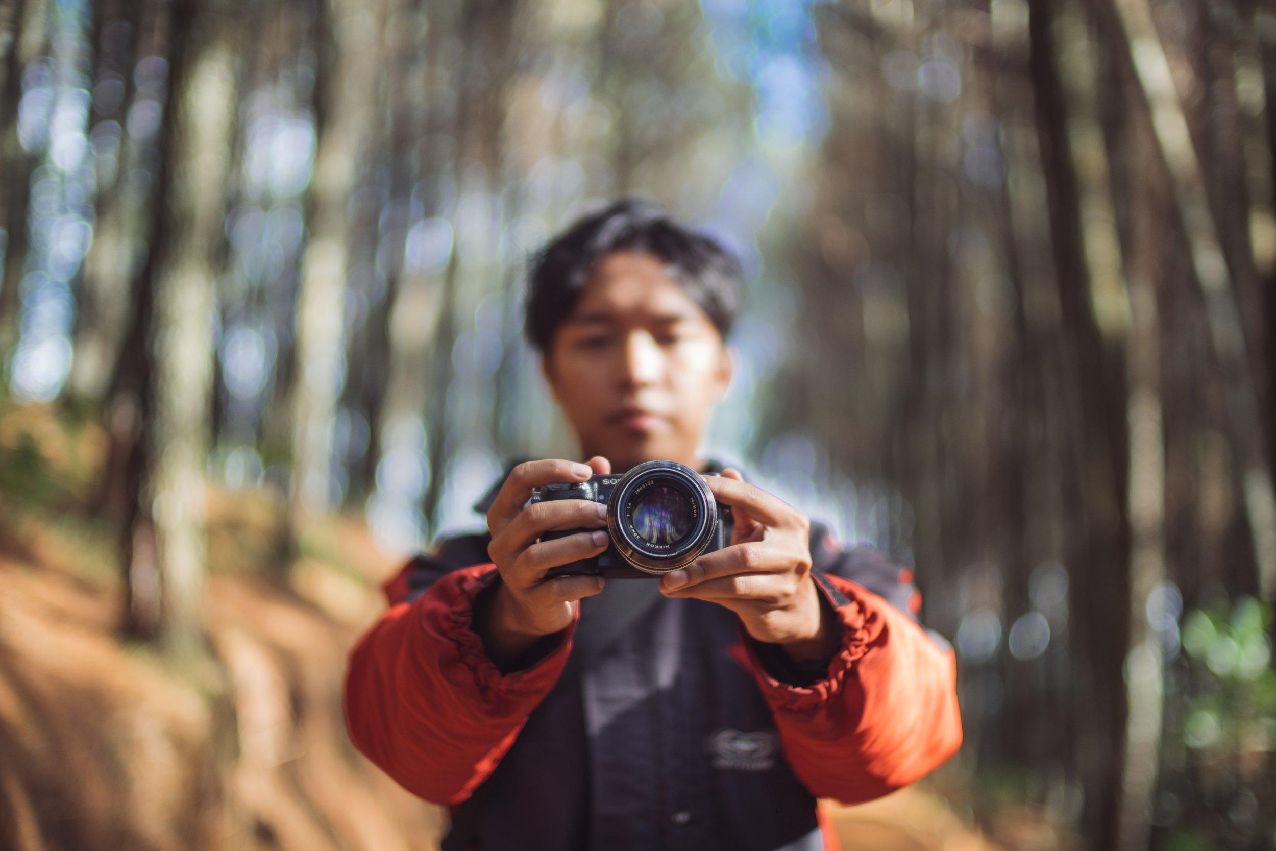 Photo by  bady qb  on  Unsplash