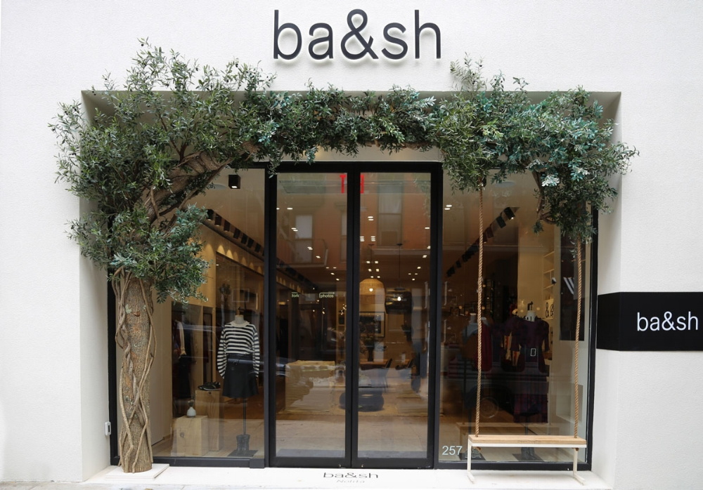 Mama Talks NYC & ba&sh partnership - Friday, November 16 2018We are super thrilled to announce our brand partnership with @bashparis for our upcoming November event. Details coming very soon!