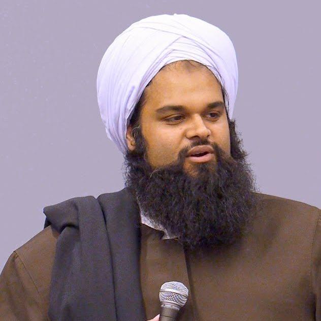 Shaykh Hamzah Wald Maqbul