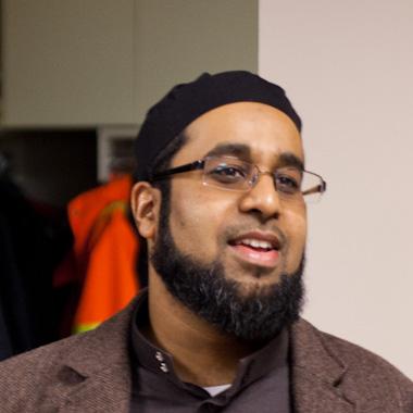 Ustadh Rashad Jameer