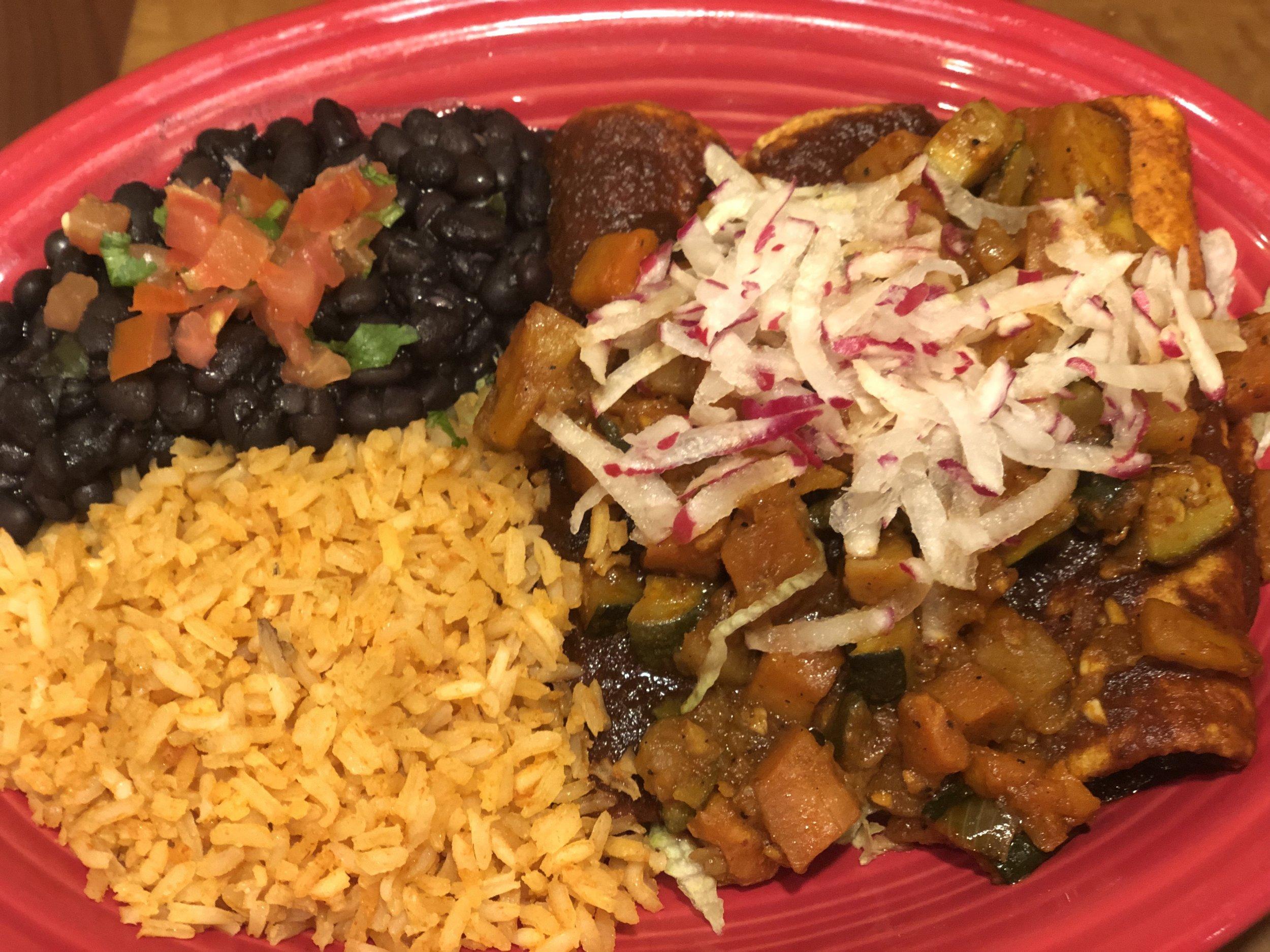 Enchilada De La Plaza