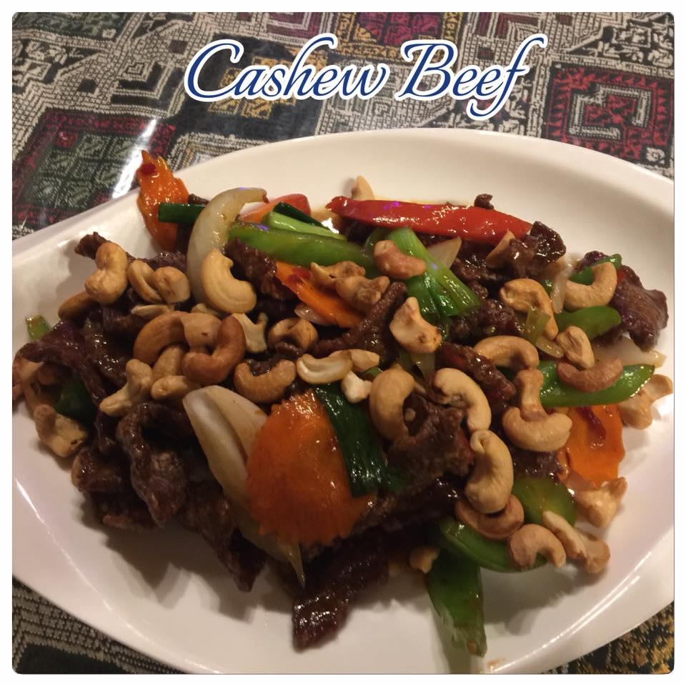 Cashew Beef