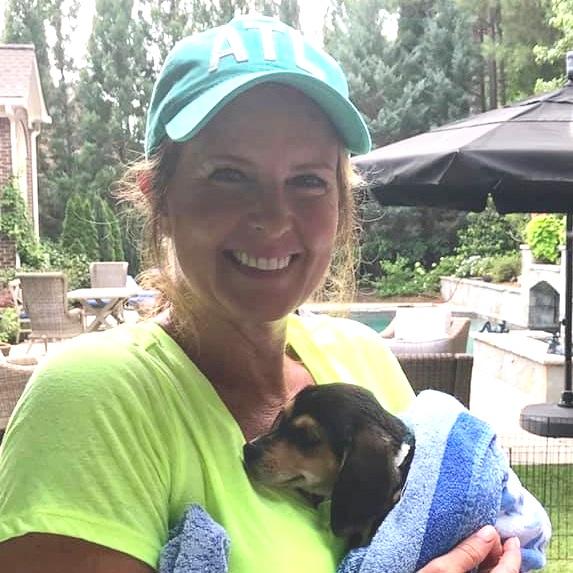 Ann Fitzgerald - Transport, Adoption Helper, Temporary Foster
