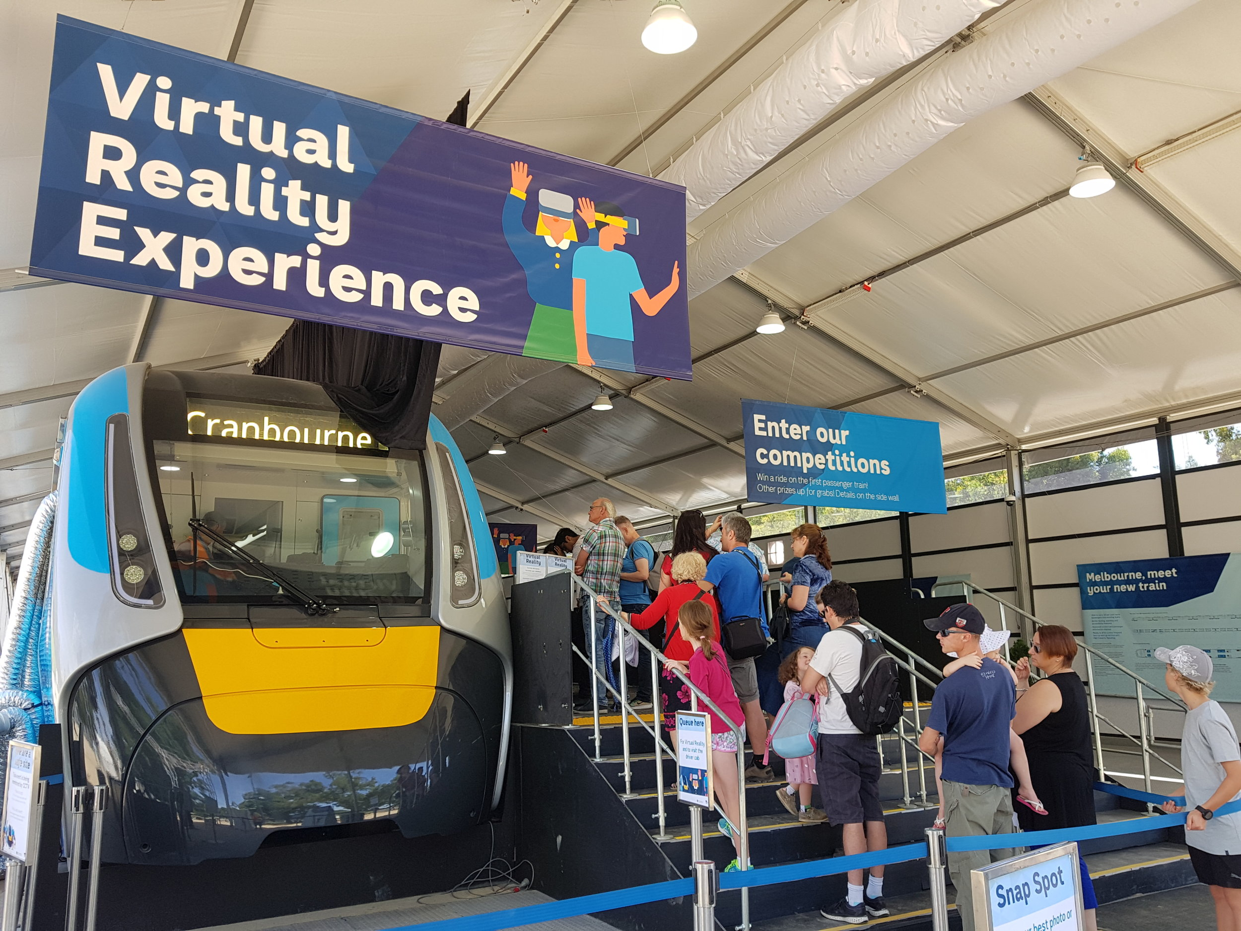 Transport for Victoria events Melbourne  Stakeholder and Community events Transport for Victoria Sweet Mango events Melbourne