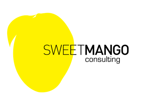 Sweet Mango consulting events logo