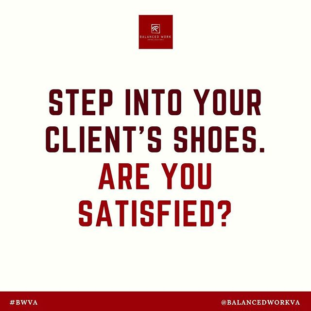 If you were to step into your clients shoes in your business, are you wow'd🤩 by the experience?  If the answer is NO, that's okay! That means there is room for improvement.  Ask yourself the following: 1. What is the desired result of your business (ex. online course enrollment)? 2. Are you encouraged to hit all the milestones in the journey?  3. How much of the process is manual (creates more work for you)? 4. What does your perfect customer journey look like from start to finish? This includes Welcome package, refund policy, etc.  When you start your customer journey within your business, you want to be sure that your clients are getting 💯 of the brand. You want to make sure that your clients know the next steps of the journey + what is expected of them and when.  We work diligently👩🏾💻 with our clients to match their platforms with their milestones to automate as much of the process while still having those pockets of human connection.