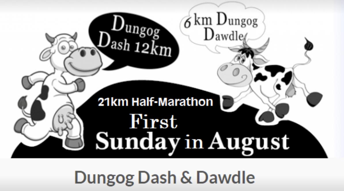 Dungog Dash and Dawdle