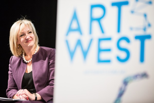 Victorian Minister for the Arts, Heidi Victoria