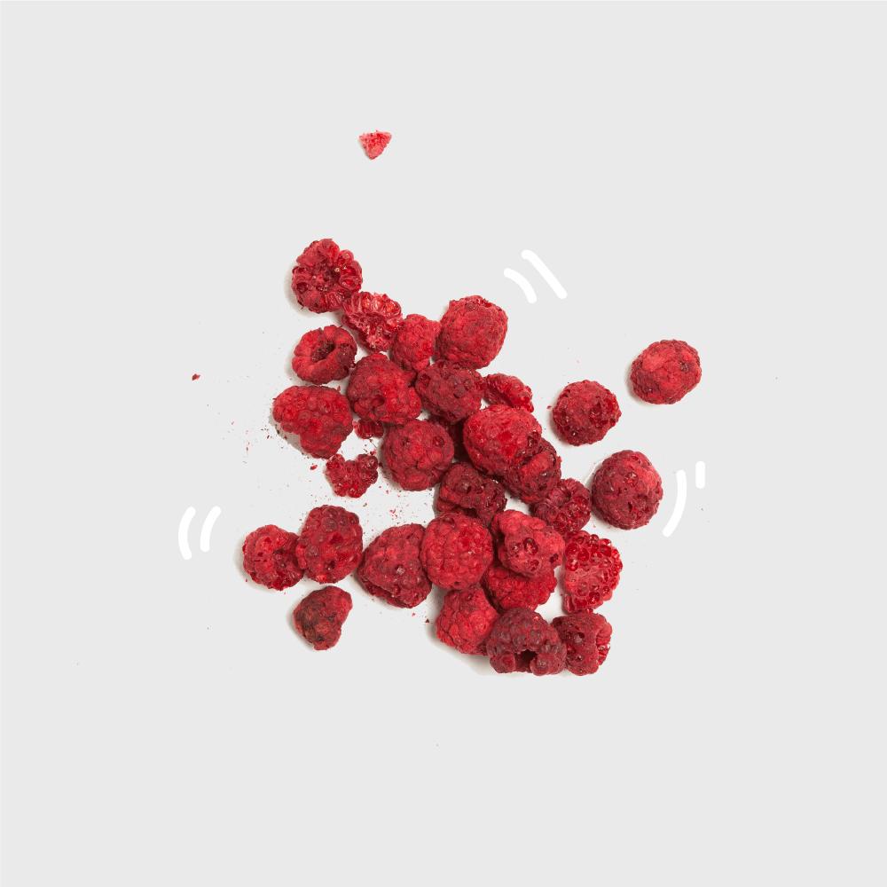 Freeze Dried Raspberries