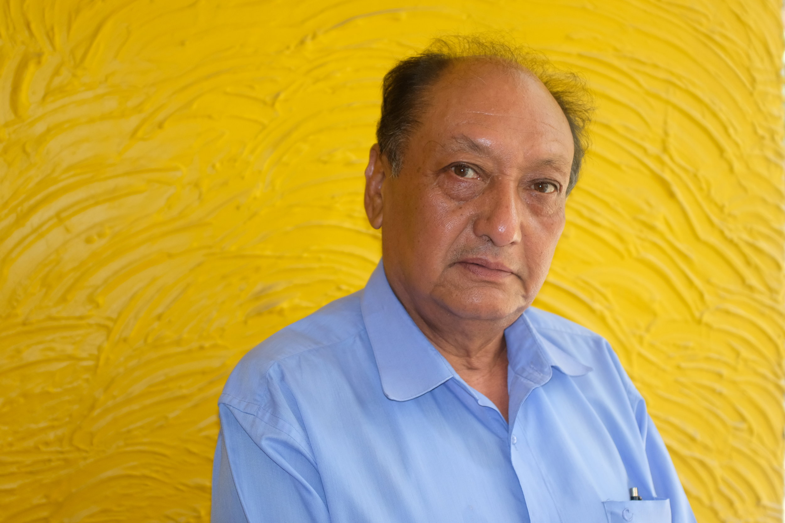 Mr. Sharad Babu Shrestha