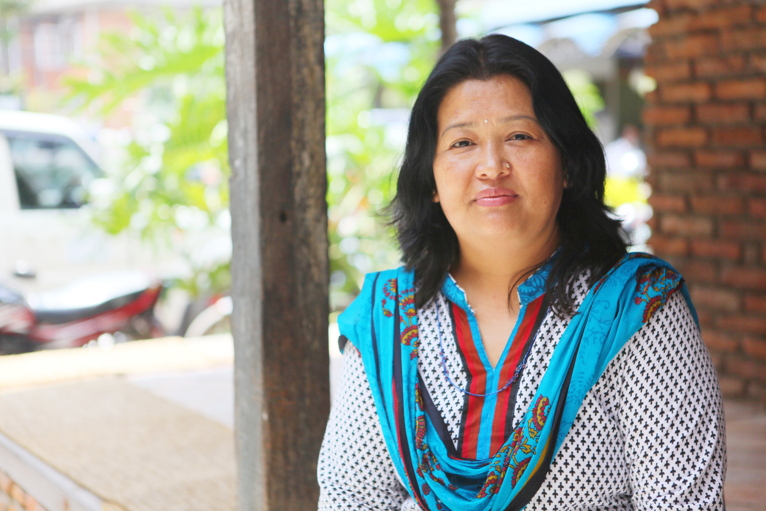Ms. Shobha Basnet, Past Chair