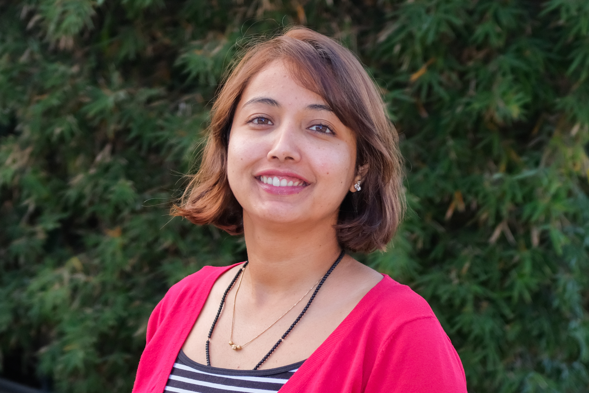 Shikha Bhattarai, Senior Admin & Finance Officer
