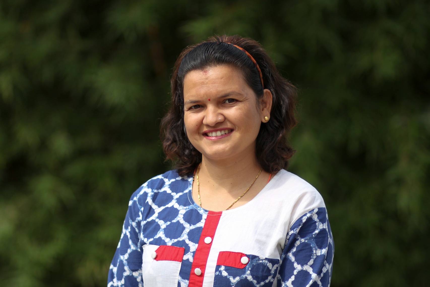 Anita Gautam, Ast. Program Officer