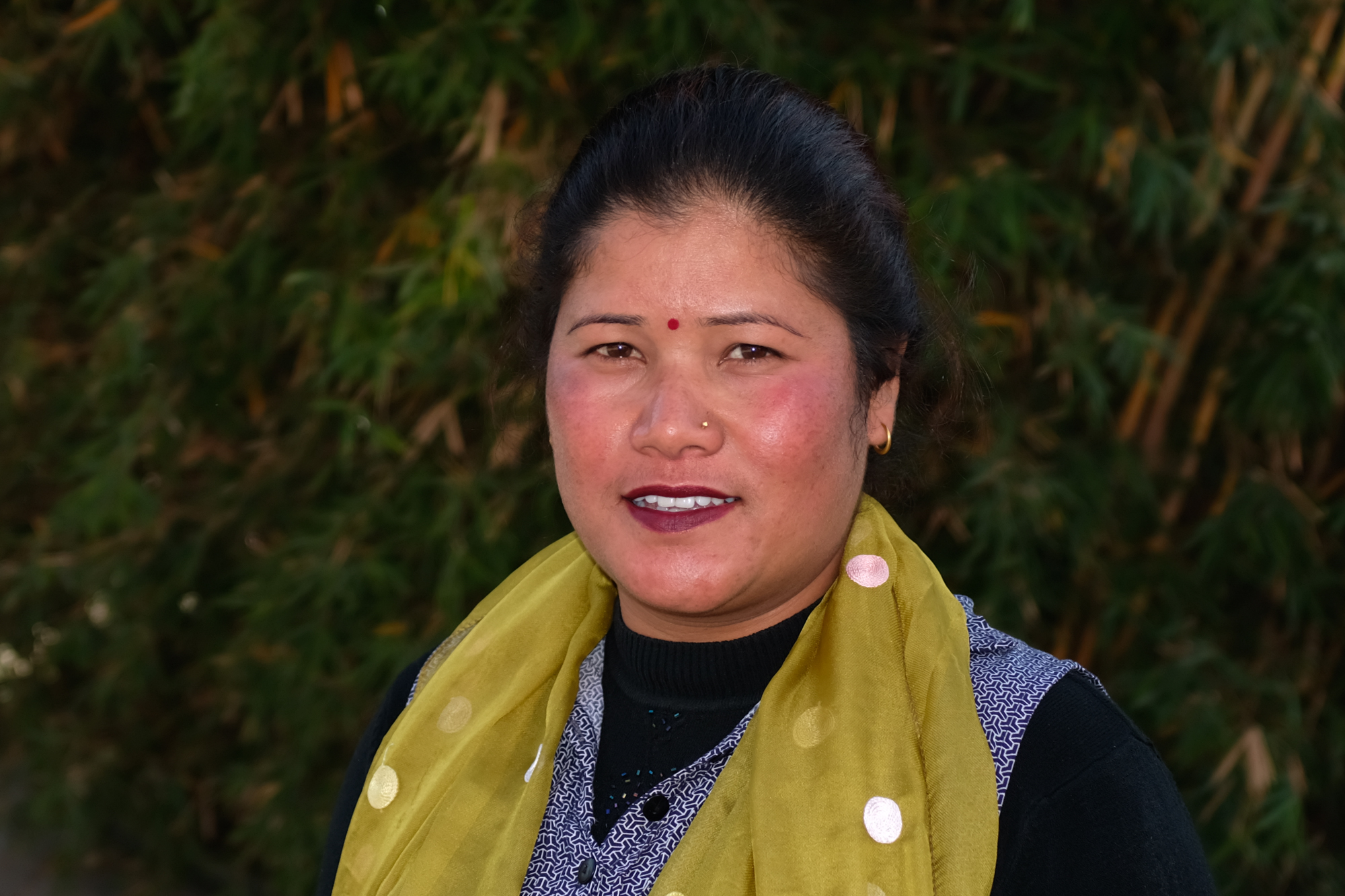 Saraswoti Nepali, Office Support