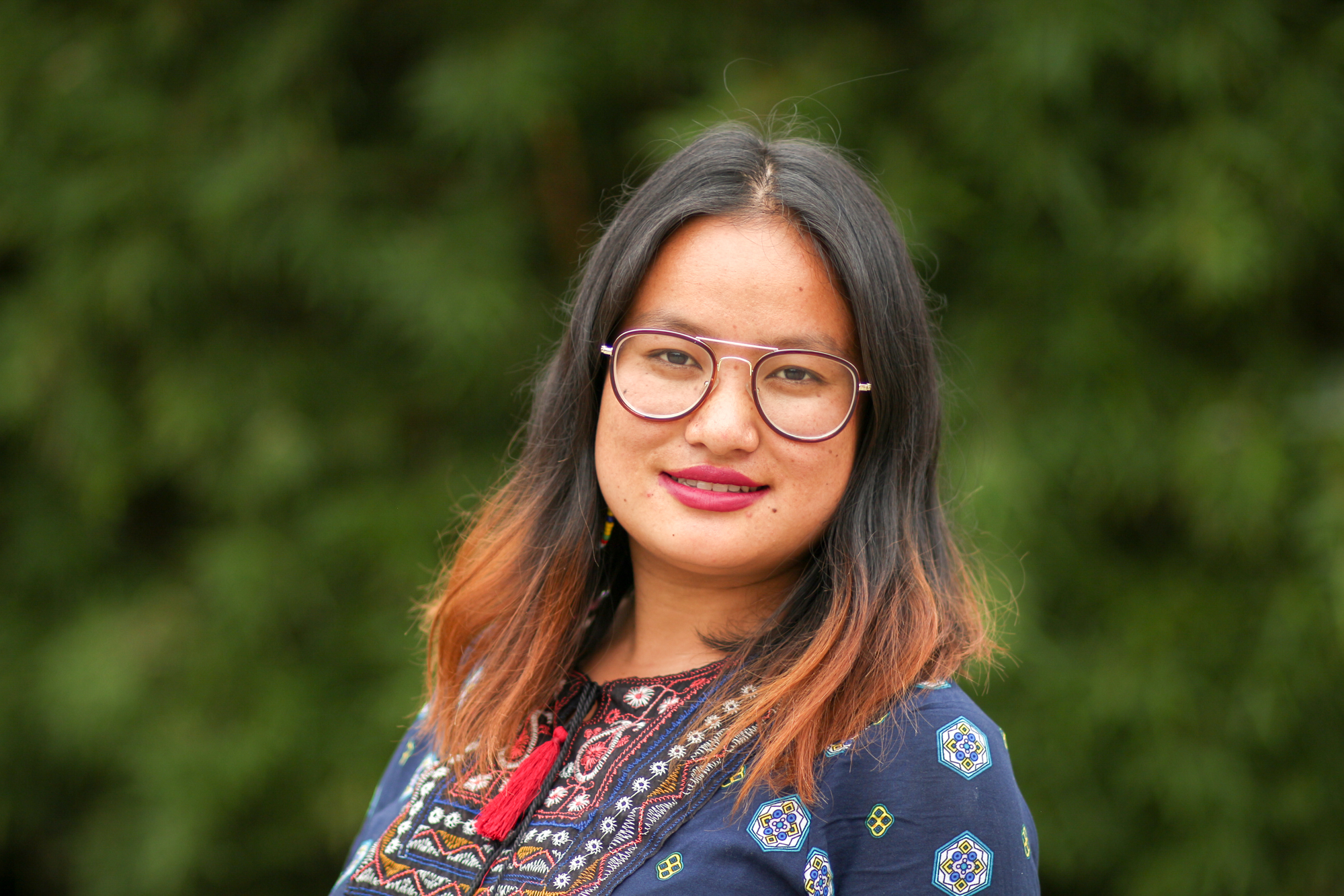 Bishnu Maya Gharti, Program Officer