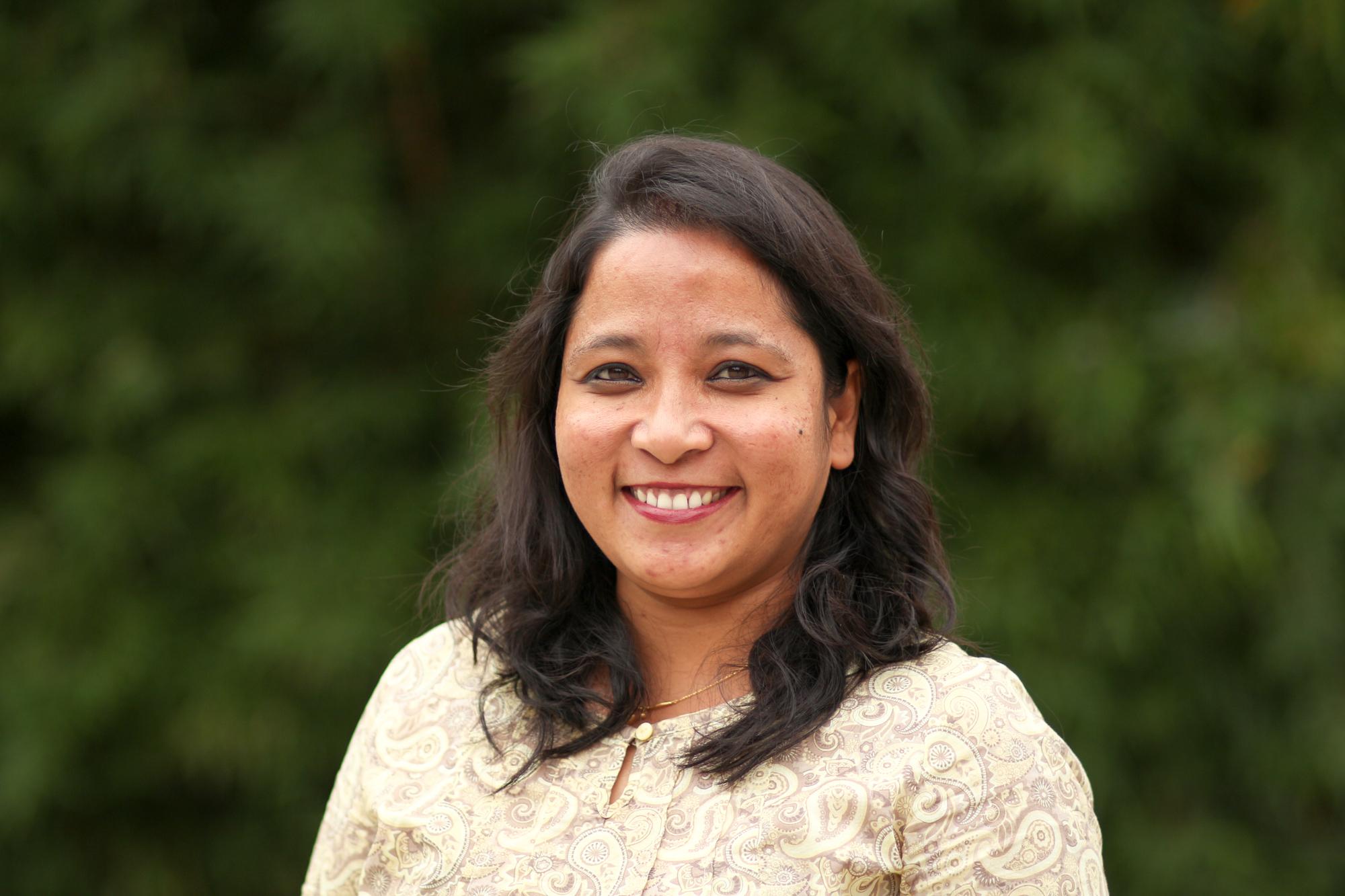 Antina Ranjit, Psychosocial Counselor