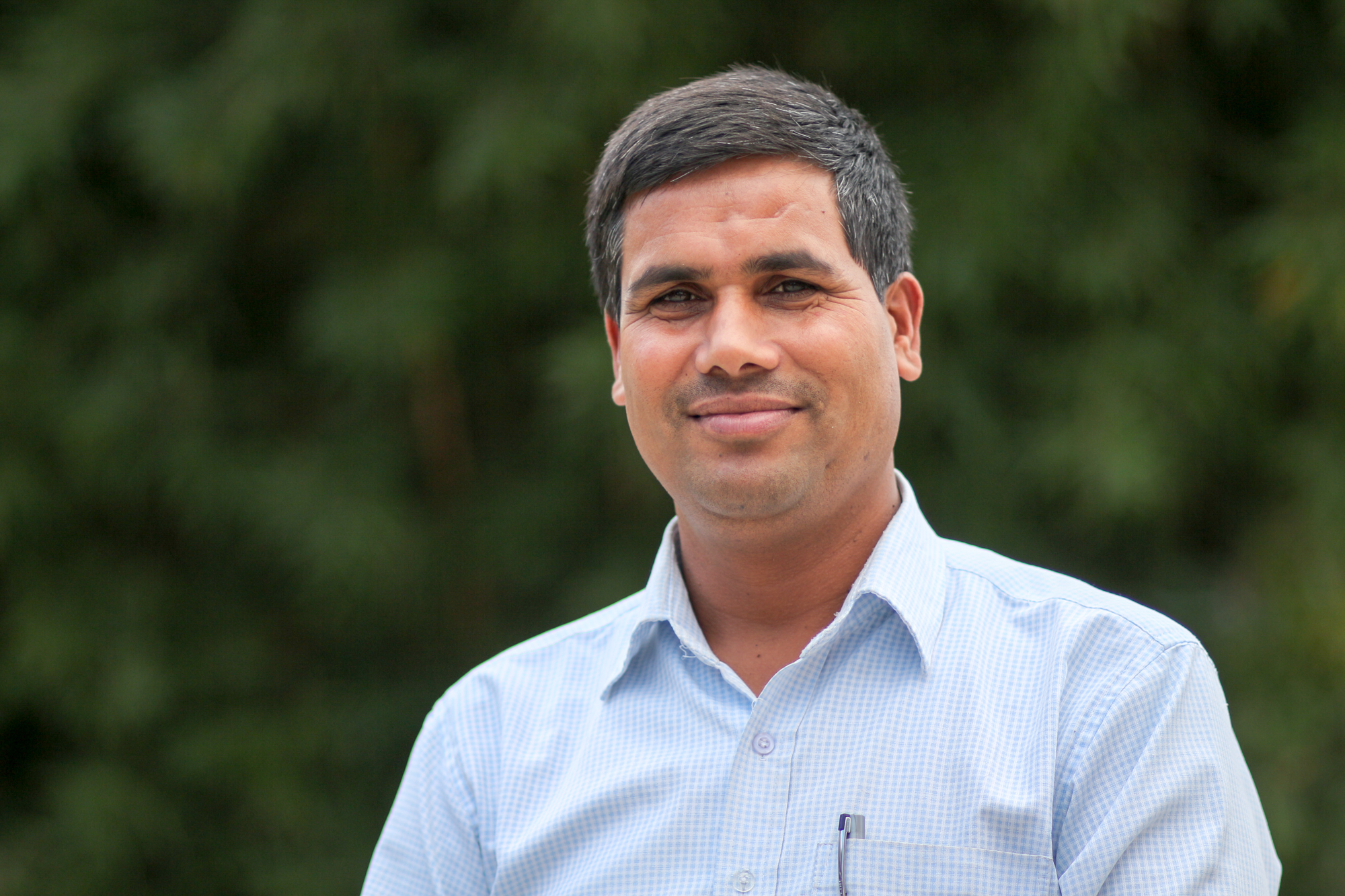 Govinda Prasad Acharya, District Program Officer