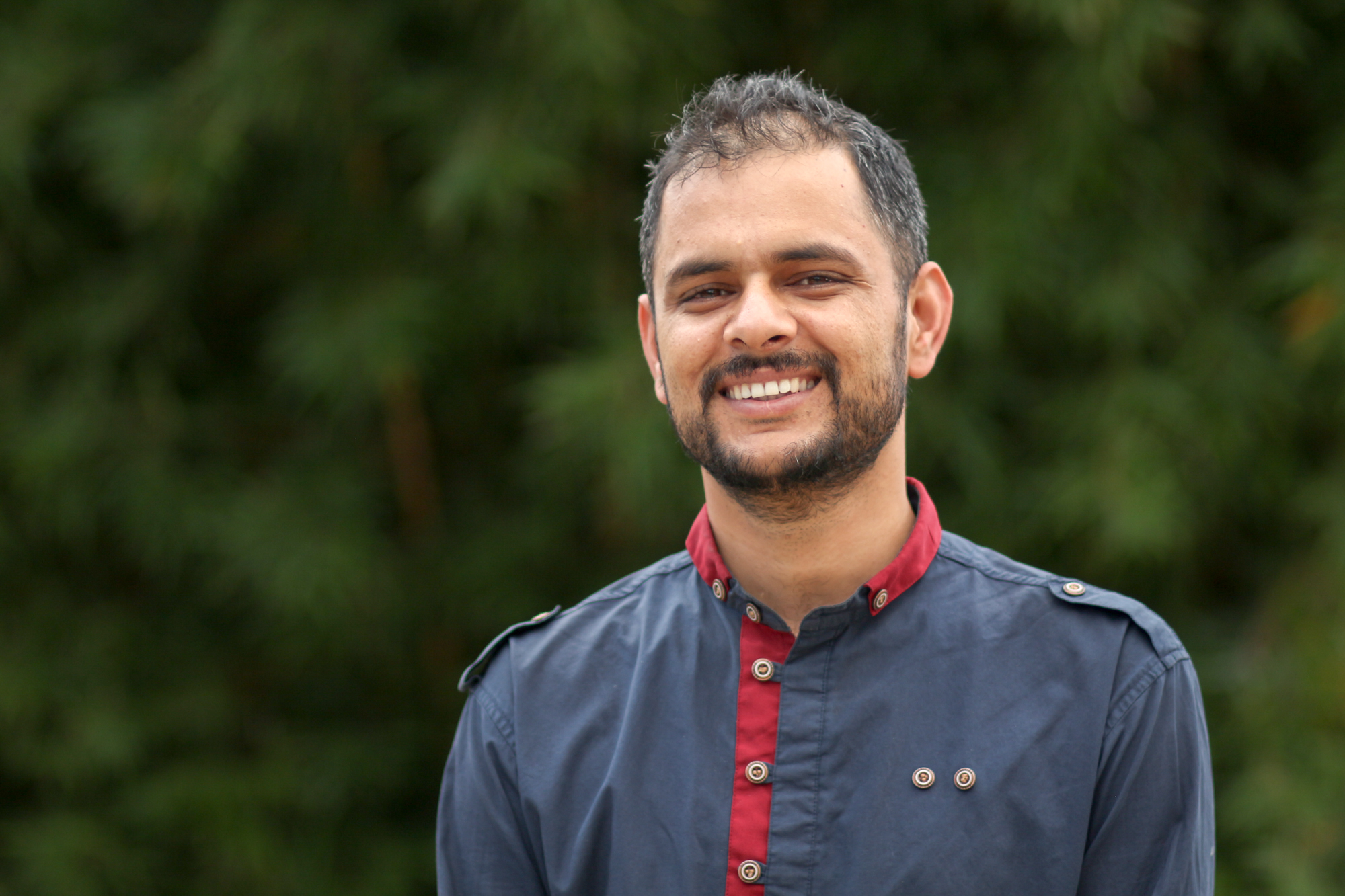 Sudip Sigdel, Psychosocial Counselor