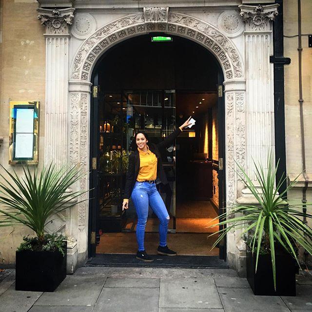 Accessorised the front door! . . . . #plantlife #plants #restaurantlife #frontdoor #londonrestaurant #holborn