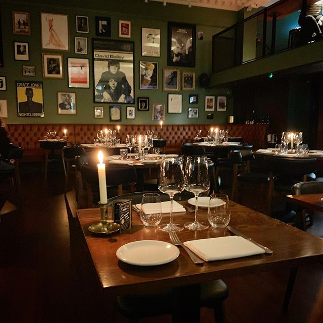 A little dinner by candle light - come by to warm your cockles! . . #londonrestaurant #candlelight #cosyrestaurant #holborn #london
