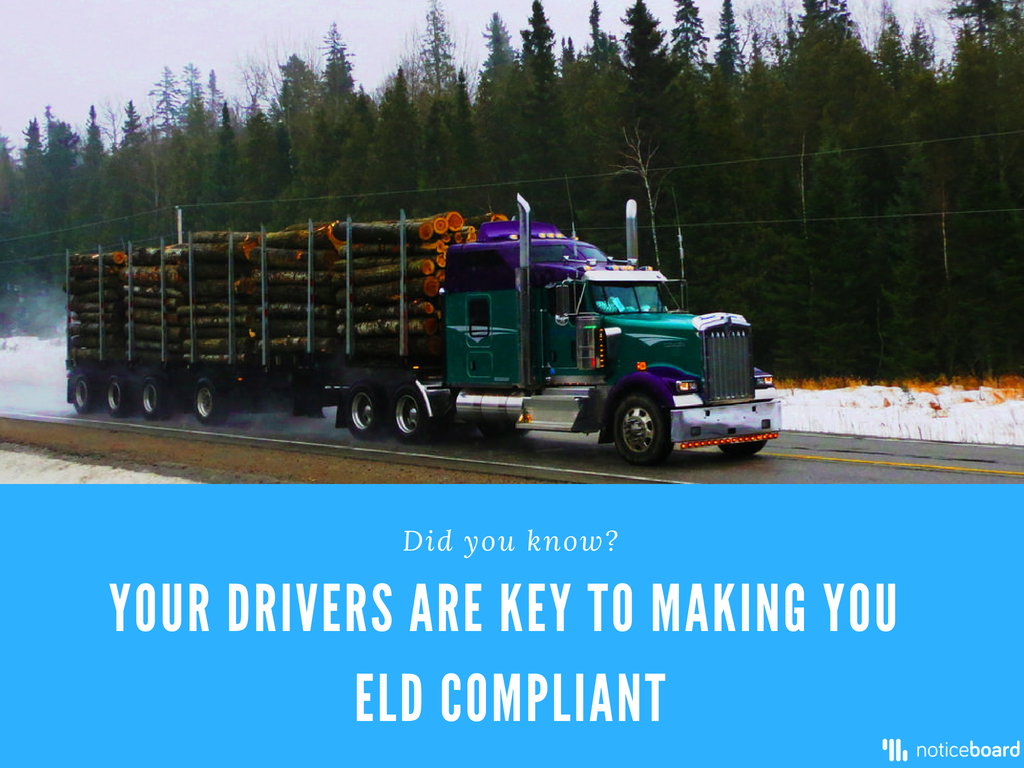 Installed the ELD across all trucks your fleet? Good. But you need to do more to be compliant with  FSMCA ELD mandate .