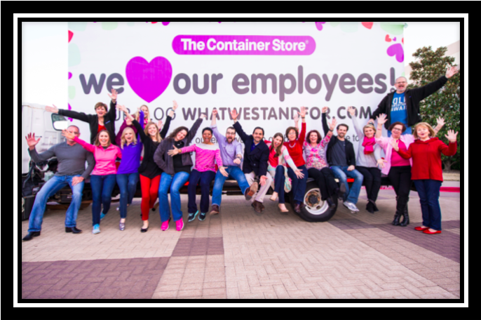 "The Container Store has won the Fortune's ""100 Best Companies to Work For"" award 16 times in a row. Read on to know what it does right by its employees. Image source    here   ."