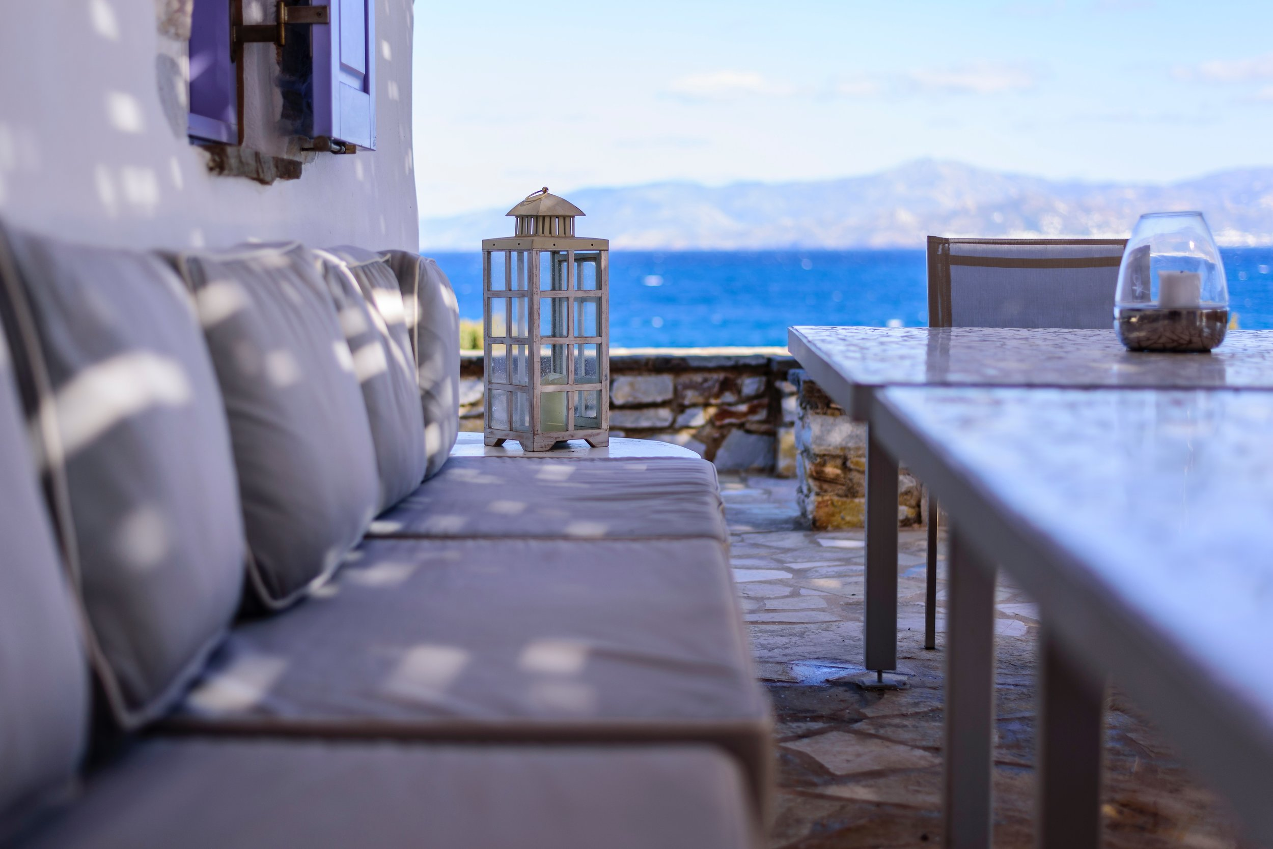 Social Media Advertising with The Mykonos Villas Retreats