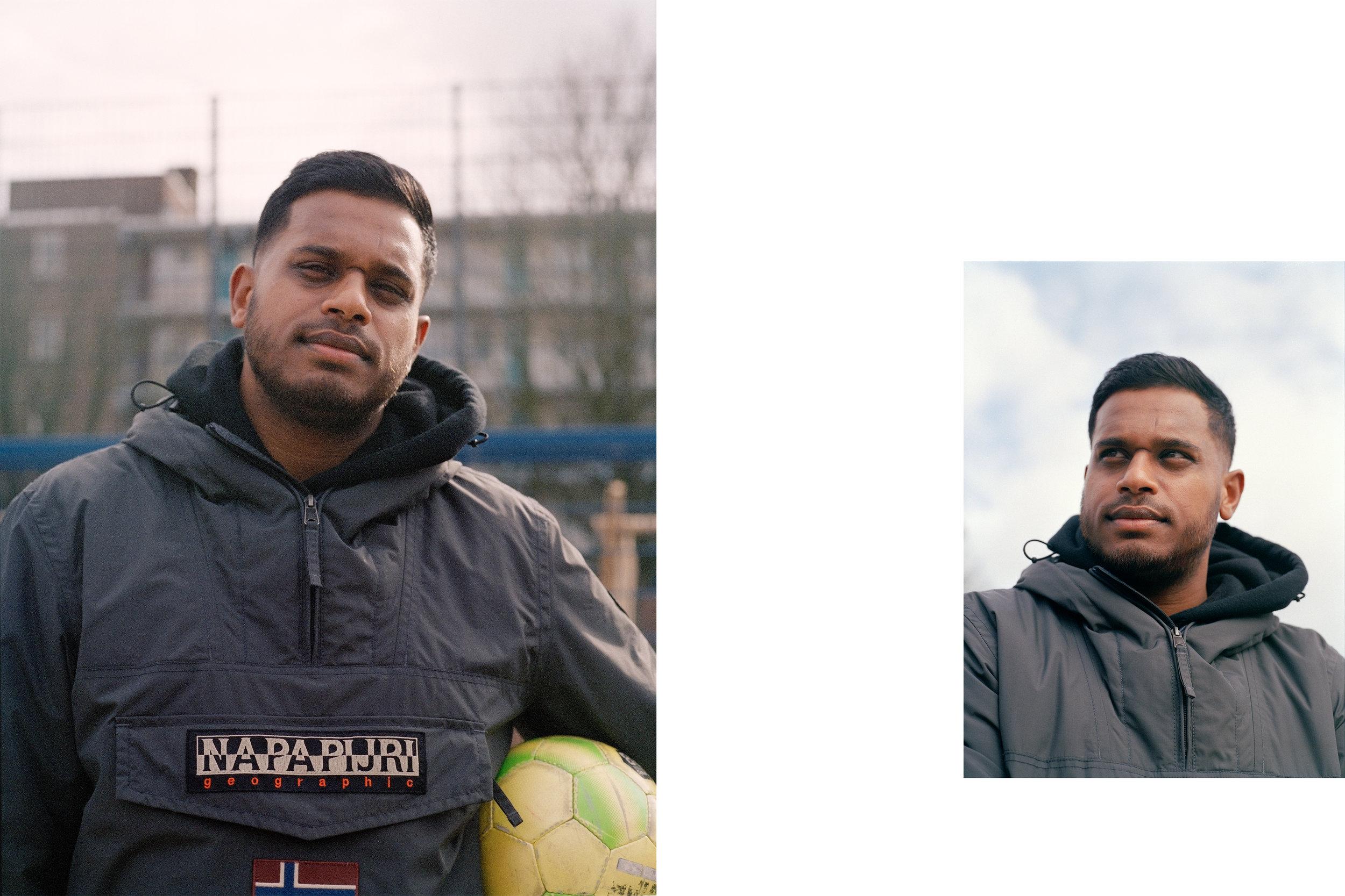 Rashad Mokiem. Amsterdam, 2019.
