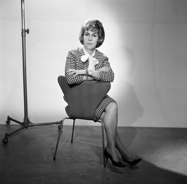 The Mirror's Assistant Editor Felicity Green photographed in 1962  (Image: Mirrorpix)
